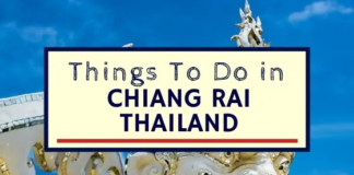 5 Beautiful Things Do In Chiang Rai That You Shouldn't Miss