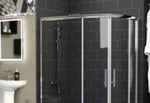 How to fit Offset Quadrant Shower System