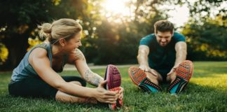 Staying Healthy and Active 4 Habits of Fit People