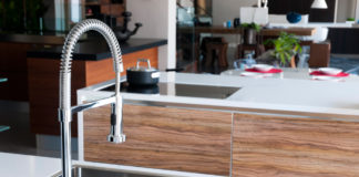 What Is a Pull-Down Kitchen Faucet?